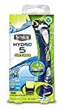Schick Hydro 5 Mens Styling Razor with Body Groomer and Beard Trimmer
