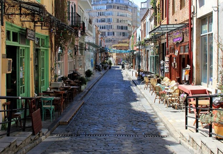 Φωτό-γραφικές περιπλανήσεις στη Θεσσαλονίκη © Ria Reven