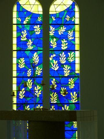 220 best images about la chapelle du rosaire de vence for Le violoniste a la fenetre henri matisse