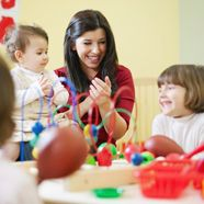 How to Find the Best Day Care - Finding somewhere safe, nurturing and educational (yes, even if she's just a baby.)  ~The Bump