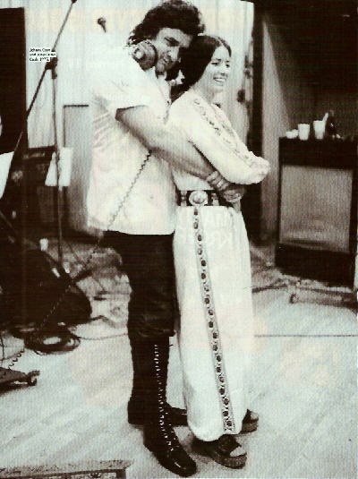 Johnny Cash & June Carter Cash  God Thank You For Blessing Us With The 70s