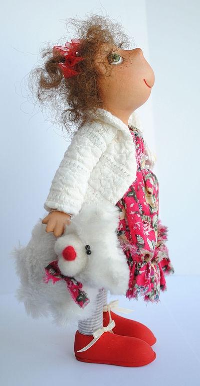 Коллекционные куклы ручной работы. Ярмарка Мастеров - ручная работа Марселька. Handmade.