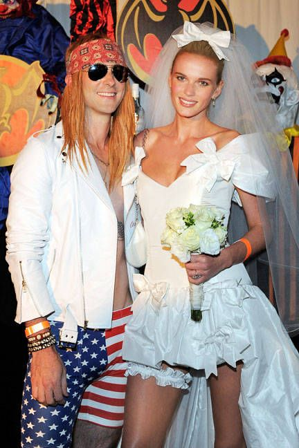Hollywood celebrity costumes ideas