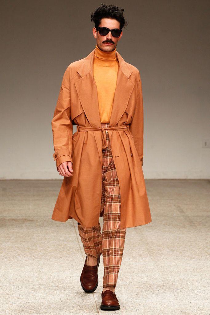 Umit Benan Spring/Summer 2013 Menswear.