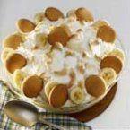 Original Nilla Banana Pudding - my mom makes this banana pudding, except we leave off the meringue!!