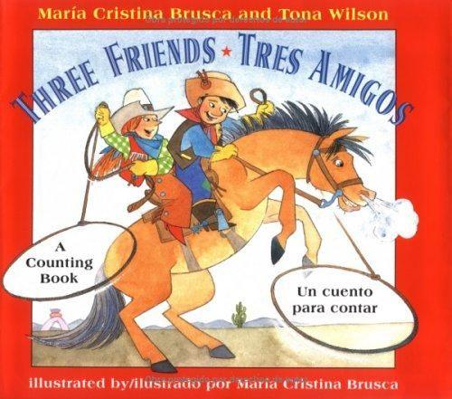 Three friends by María Cristina Brusca, unpaged