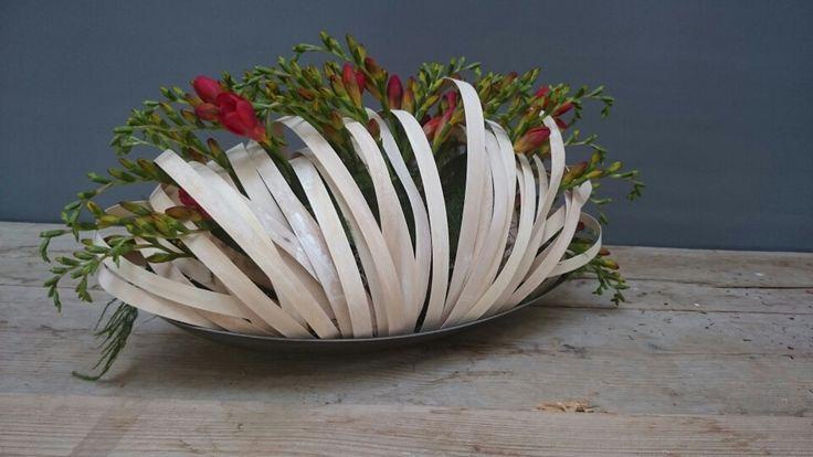 Floral design created by Blooom Design by Maarten van Rossum