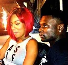 K Michelle And Lance Stephenson Lance stephenson, K michelle and Names on Pinterest