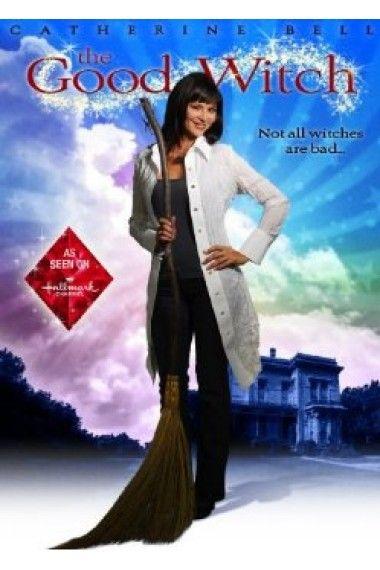 hallmark movies   The Good Witch - Hallmark Channel DVD Movie