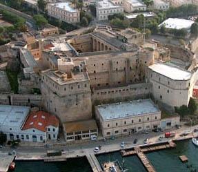 Castello Svevo #brindisi #puglia #italy #BRIMD
