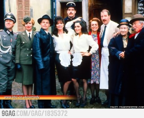 'Allo 'Allo! - best TV series EVER !!!