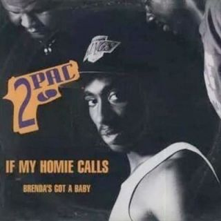 Mp3 Download: Instrumental: 2Pac - If My Homie Calls