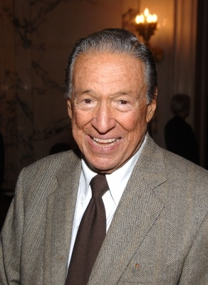 Newsman Mike Wallace, died on April 7, 2012 at the age of 93.