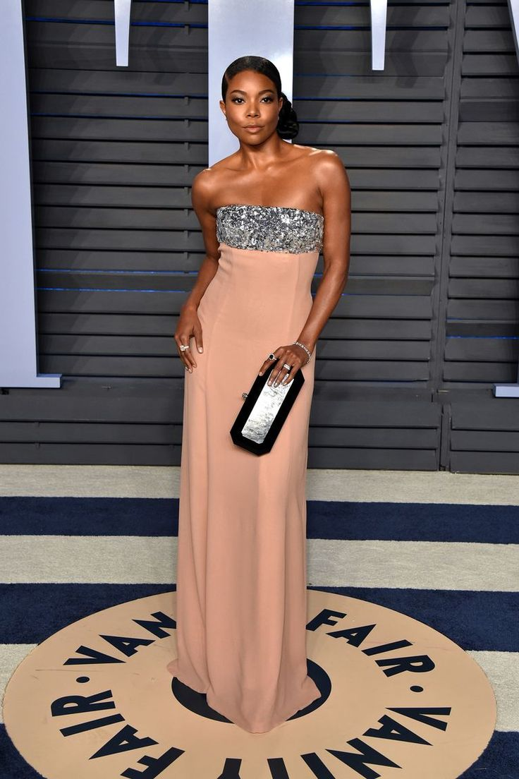 See All Your Favorite Stars at Oscars After-Parties: Gabrielle Union
