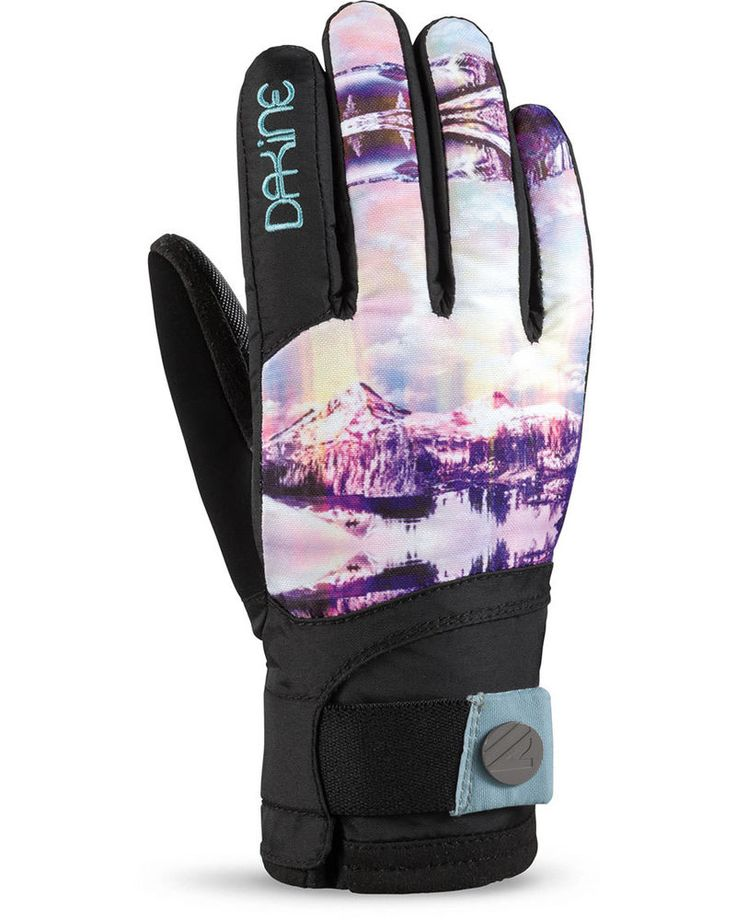 New 2015 Womens Dakine Electra Snowboard Pipe Gloves Medium Panorama #Dakine #WinterGloves