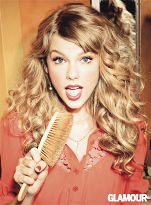 Taylor Swift, Glamour, Magazine
