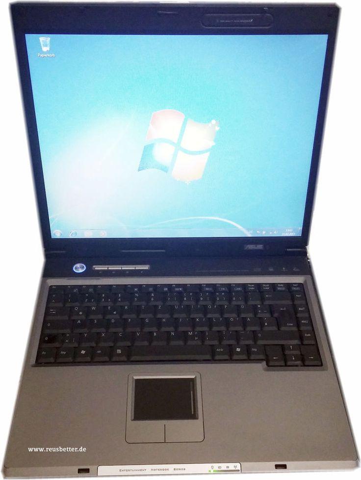 Asus Notebook A3HF-5A015H 15,0 Zoll XGA Notebook Intel Celeron M 420 1,60 GHz