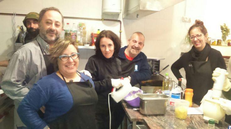 Actividades taller 2016 Soria: Elaborando #mantequilla.