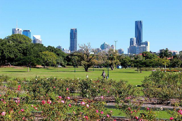 Top BBQ Spots | New Farm Park #Brisbane