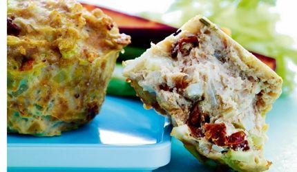 Opskrift: Kyllinge-muffins | I FORM