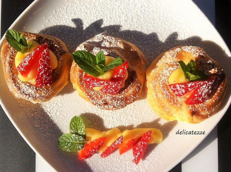 Le zeppole di San Giuseppe al forno, sono un tipo dolce italiano che non può mancare nel giorno della festa del papà. Scopri la ricetta Gluten Free
