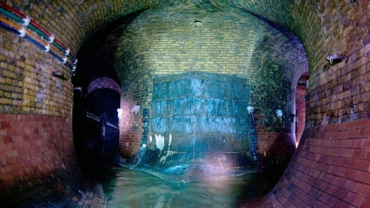 Dozens of rivers and canals were buried beneath London's streets more than a century ago. What do they look like today?