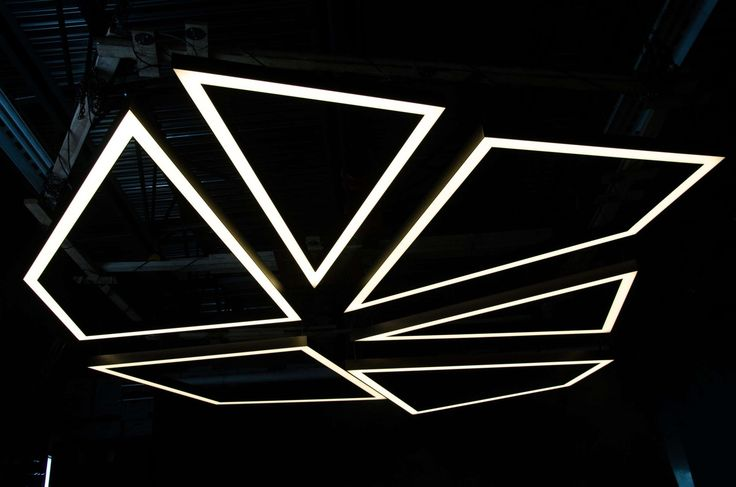 Shattered Light - Mosaic Geometric Light. Designed and crafted by Karice Enterprises. Concept by Earls Design Team and Matthew McCormick Studios.