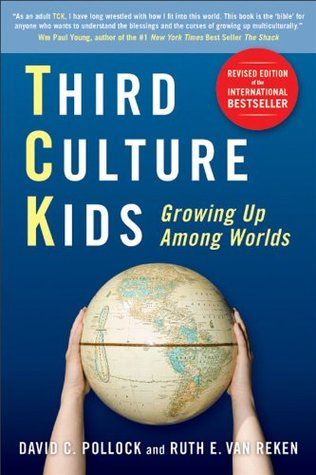 Filled with real-life anecdotes, Third Culture Kids examines the nature of the TCK experience and its effect on maturing, developing a se...