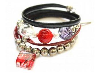 Les bijoux en verre soufflé de Nancy Plourde, la joaillière derrière Créart !