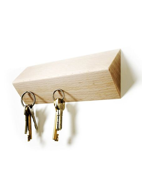 Minimal Magnetic Key Holder