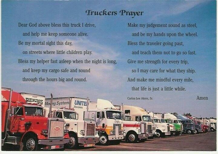 Trucking Poems Poems