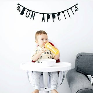 #Wordbanner #tip: Bon appetit - Buy it at www.vanmariel.nl - € 10 - Foto door irina_pushko
