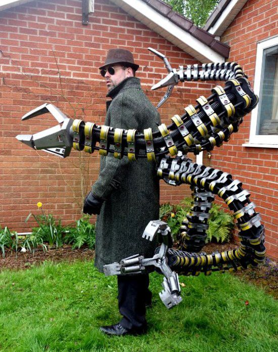 11 best images about Doctor Octopus Cosplays on Pinterest ...