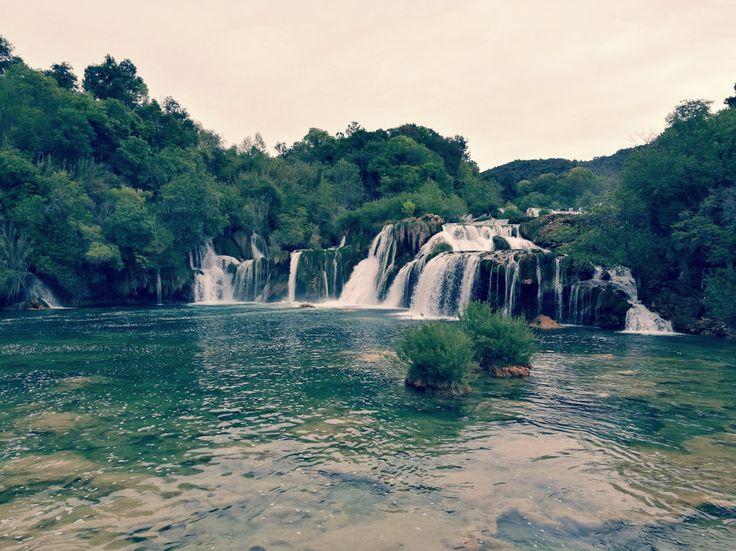 Nacional park Krka ❤️ Croatia