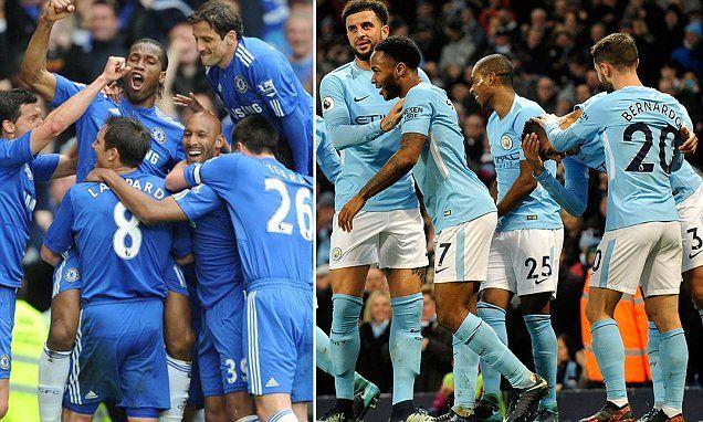 Man City look set to smash Premier League goals record