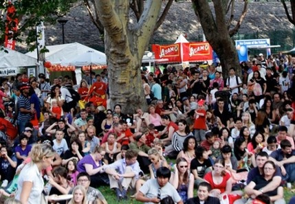Chinese New Year Markets in Sydney