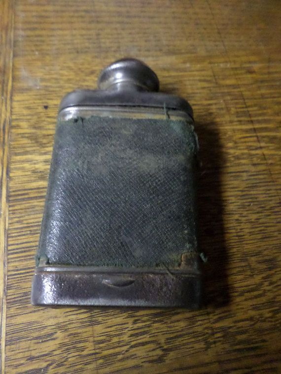 Battery Operated Pocket Torch  Found In France by TinTack on Etsy, €10.00