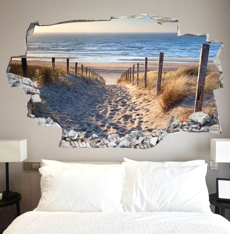 Wall Stickers Australia Basketball Click Visit Link Above To Read More Wall Decals The Perfect Stick On D Beach Wall Murals Wall Painting Floor Murals