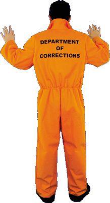 Convict Halloween Costume