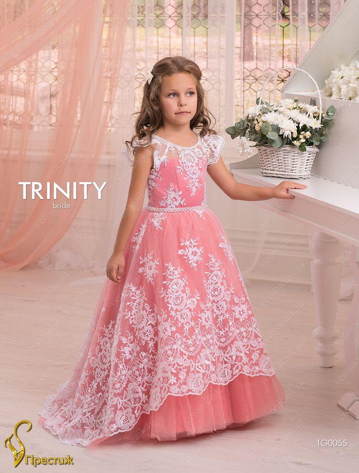 Платье детское, TG0055