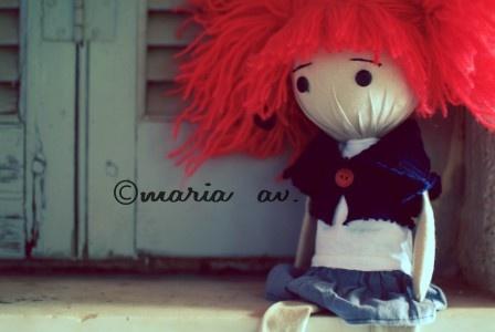 Χειροποίητες υφασμάτινες κούκλες | Small Things