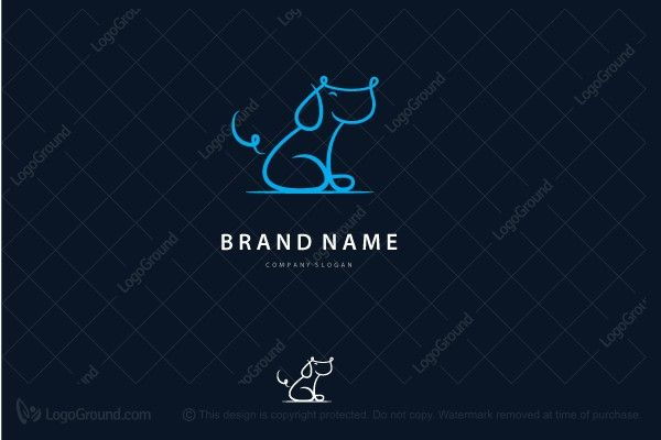 Logo for sale: Doggy Logo