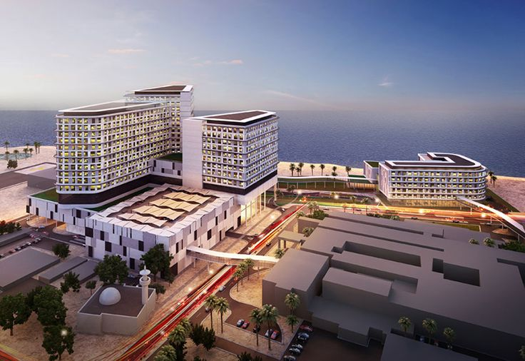 New Maternity Hospital Kuwait   BIM outsourcing - STEAV's collaboration with Studio Altieri