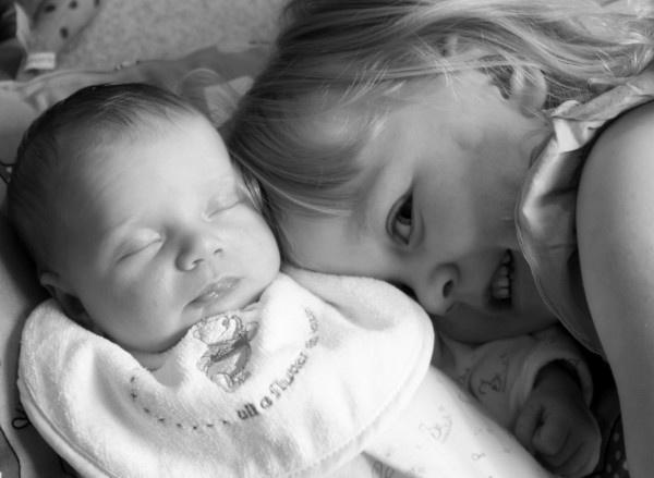 Holly & Lara - May 2012