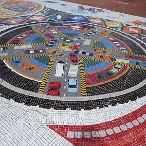 Route 67 is a Port Elizabeth development that combines visual arts, urban design and heritage.