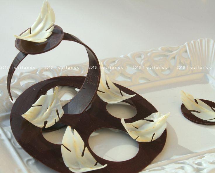 piume di cioccolato  https://www.facebook.com/KievInternationalCulinaryAcademy/videos/760230110731736/