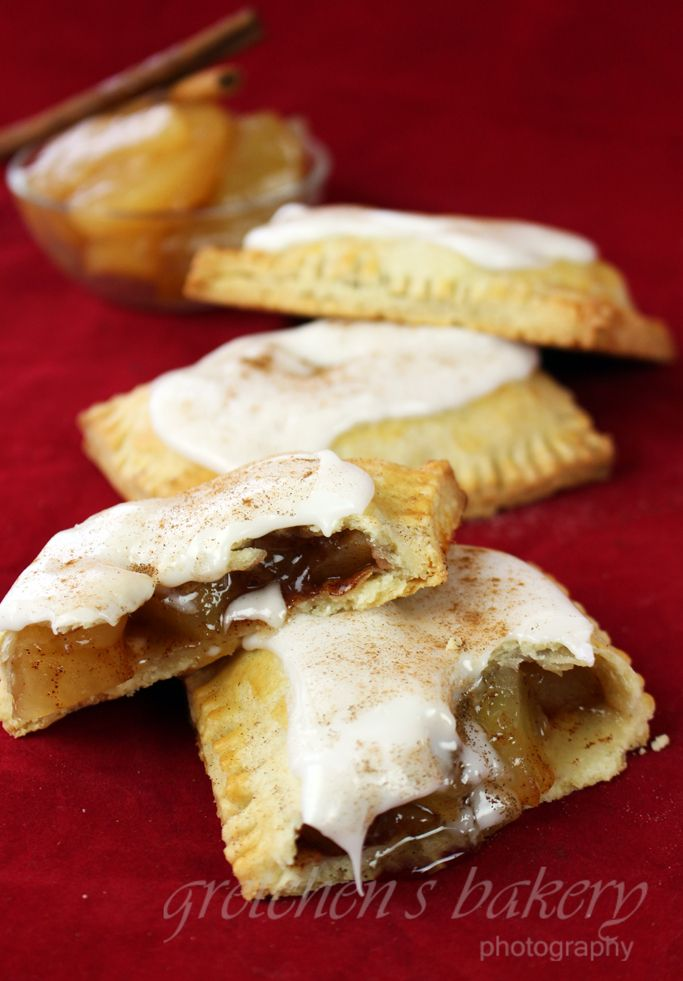 Apple Cinnamon Pop Tart