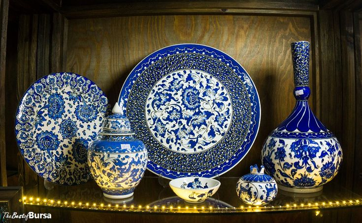 Bursa Ceramics: A Buying Guide   Bursa is known for a good many things, one of which is its handmade, hand-painted ceramic pottery and tilework. When in Bursa, you'll no doubt notice the colorful plates, bowls, cups, trivets, c