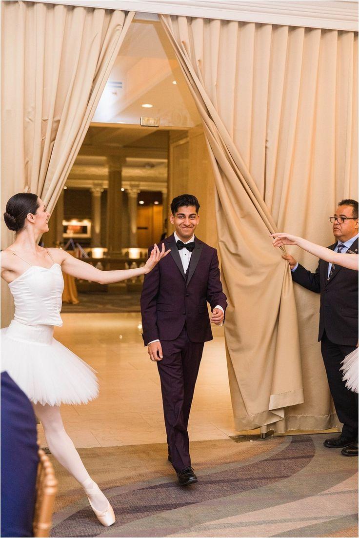 Farina + Nebras's Classic Downtown Wedding Day
