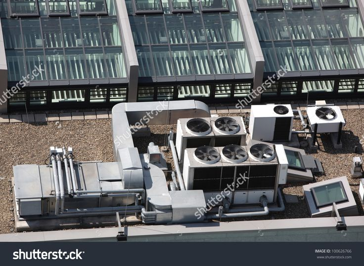 Air Conditioning Equipment Fotka: 100626766 : Shutterstock